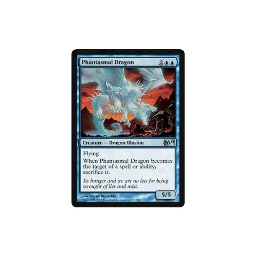 Magic: the Gathering - Phantasmal Dragon - Magic 2012
