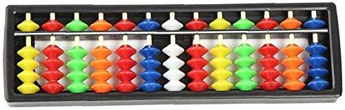 Juego de juguete Niños Abacus Mental Abacus Escuela Primaria Estudiantes Práctica Abacus Kindergarten Puzzle Abacus Juguetes intelectuales