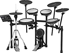 The essential tools to improve your drumming The td-17 includes a variety of expressive modelled drum sounds inherited from the flagship td-50 An array of built-in coaching functions will track your technique, measure your progress and increase your ...