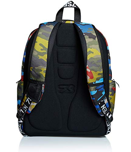 ZAINO ADVANCED - ADVENTURE CAMO