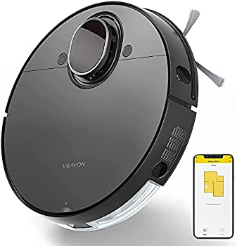 VEAVON V8 Robot Robotic Vacuum Cleaner with Wi-Fi Connected