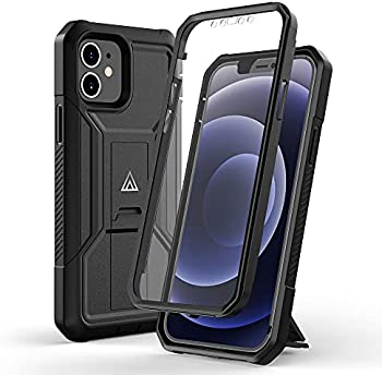 Lumenair Shockproof Protective iPhone12 Cover Compatible w/ iPhone 12