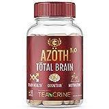 AZOTH 3.0 Total Brain Supplement - Support Peak...