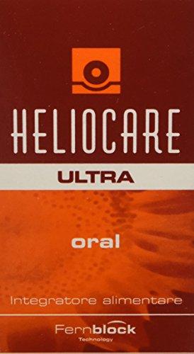 Difa Cooper Heliocare Ultra Integratori Alimentare Fotoprotettore - 30 Capsule