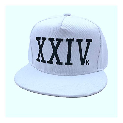 WOFDDH Gorra De Beisbol,Unisex Bruno Mars Gorra De Béisbol De Algodón Rapero Ósea Papá Hat Hip Hop Snapback Caps Sun Casquette Caps