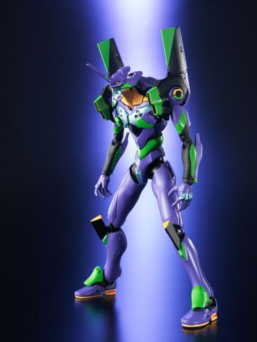 Soul of Chogokin: XS-03 Spec EVA-01 Rebuild of Evangelion Ver. Action Figure (japan import)