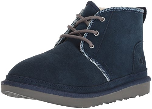 UGG Kids' Neumel II Tasman Boot, Navy / Tasman, 1 M US Little Kid