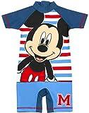 Disney Traje de baño de Mickey Mouse para niños Traje de baño a Prueba 2-3 años