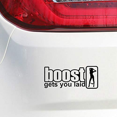 auto aufkleber auto aufkleber 20cm x 8,5cm Car Styling Boost bringt Sie zum V1 Decal Stance Illest FCK Lowered Fatlace Car Sticker