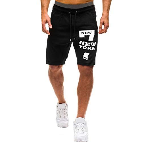 FRAUIT Pantaloncini Uomo Basket Runner Pantaloncino Uomini Palestra Bodybuilding A Compressione Pantaloncini Muay Thai Allenamento Pantalone Tuta Ragazzo Sportive Shorts Calcio Casual Mare Estate