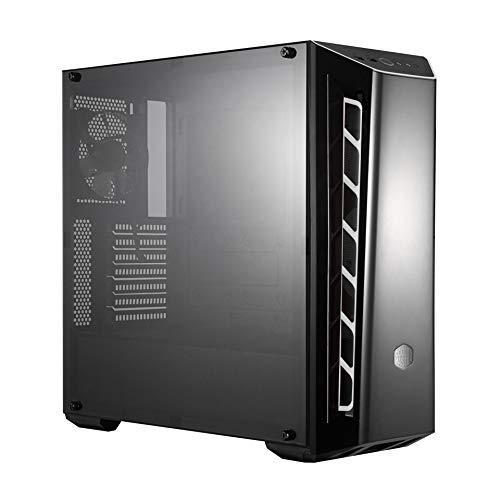 Cooler Master MasterBox MB520 - Case PC ATX con Pannello Anteriore Sfumato, Prese d'Aria, Pannello Laterale Trasparente…