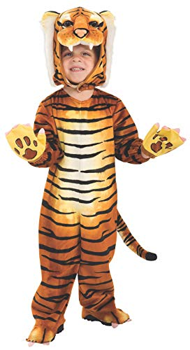 Rubie's Silly Safari Tiger Costume - Toddler (1-2 Years)
