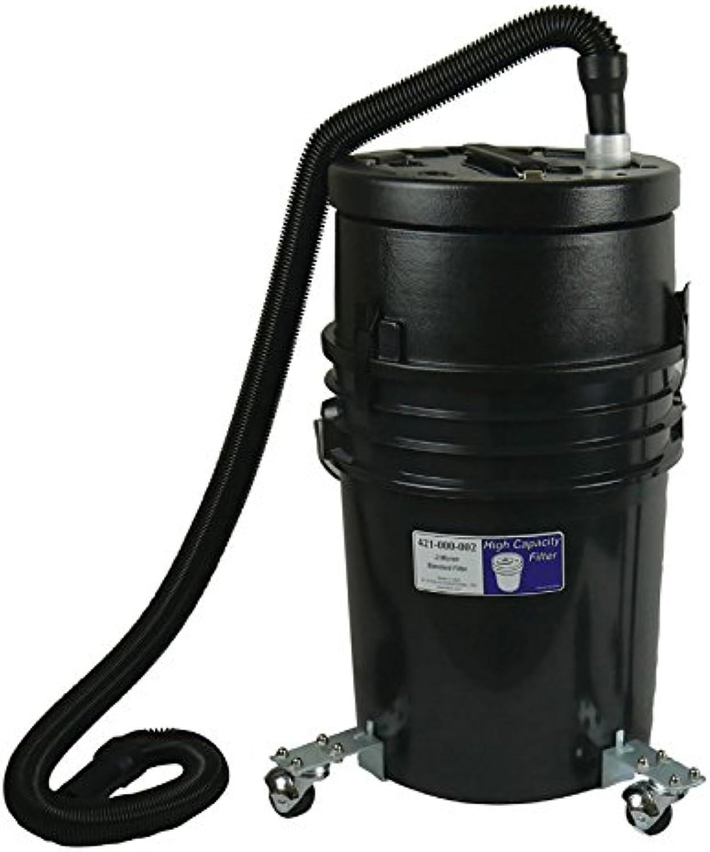Atrix - ATIHCTV5 ESD Safe 5 Gallon Bucket Style Vacuum - Corded