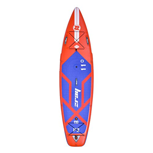 Zray Unisex's Fury PRO Sup Table, Red, 11'