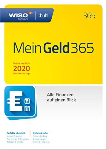Preisvergleich Produktbild WISO Mein Geld 365 / Standard / Disc in frustfreier Verpackung