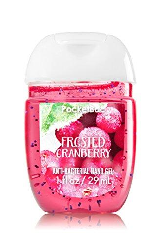 Bath & Body Works PocketBac Hand Sanitizer Gel Frosted Cranberry