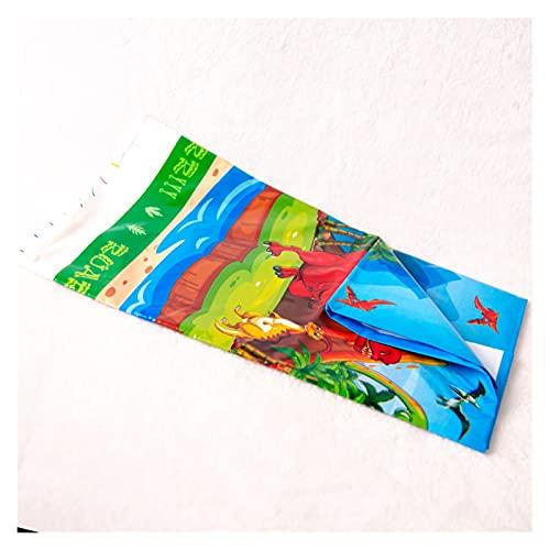 Jjwlkeji Vajilla De Fiesta Dinosaurio Tema Fiesta Vajilla Papel Tazas Placa Mantel Banner Banner Set Cumpleaños Decoración Boys Baby Shower (Color : 1Pcs Tablecloth)