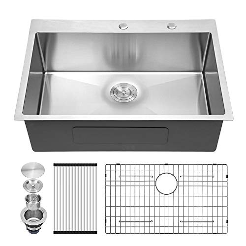 Stainless Steel Kitchen Sink Drop in