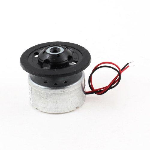 Mini-Motor, DC 5.9V, VCD, DVD, CD-Tray-Halter, 30 mm, Schwarz de