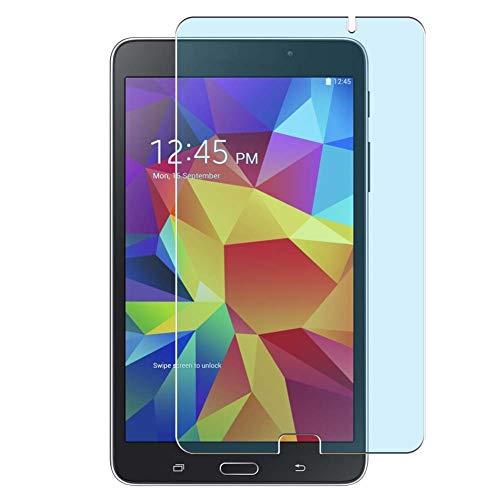 Vaxson 2 Unidades Protector de Pantalla Anti Luz Azul, compatible con Samsung Galaxy Tab 4 SM-T230 / T231 / T235 7' Tab4 [No Vidrio Templado] TPU Película Protectora