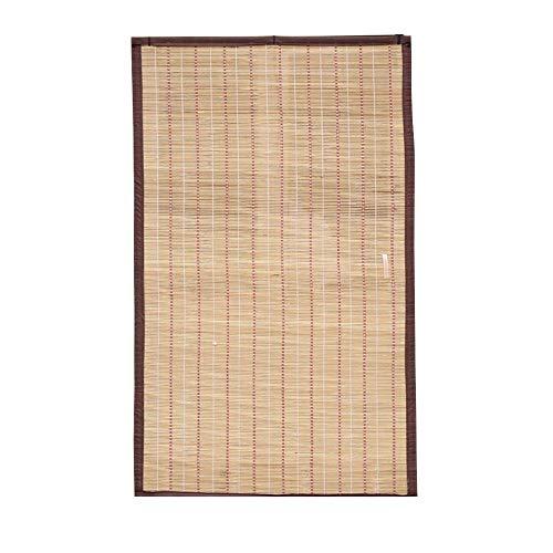 Zhaoxiaomei Cortina De Bambú, Cortina De Ventilación De La Cortina De Bambú del Hogar (Tamaño : 1.15X2m)