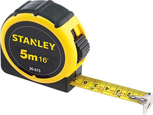 Stanley Cinta métrica con nylon 3/4 pulg 19mm 5m