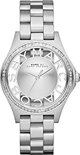 Marc by Marc Jacobs Casual Watch For Women Analog - mbm3140