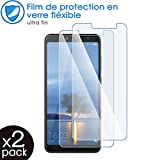 KARYLAX Protection d'écran Film Verre Nano Flexible Dureté 9H, Ultra Fin...