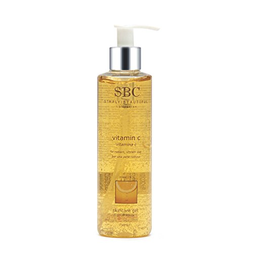 SBC Vitamin C Skin Care Gel 250ml With Pump