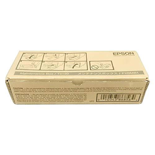 Epson Kit de Mantenimiento T619 35k - Kit para impresoras (352g, 254 x 97 x 63 mm)