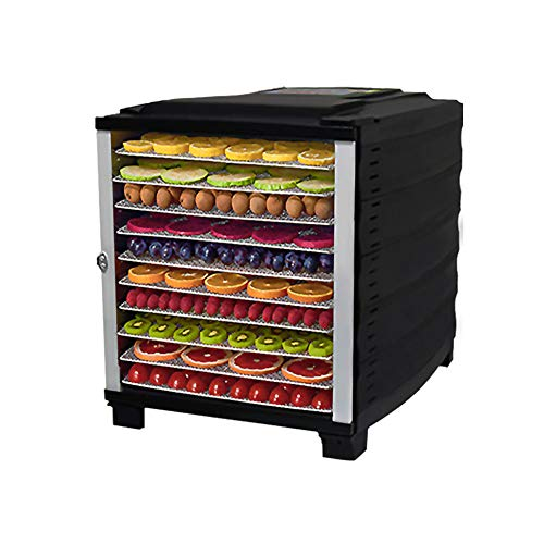 Why Should You Buy Commercial Food Dehydrator Machine, Digital Adjustable Timer and Temperature Cont...