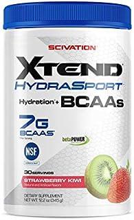 【海外直送品】Scivation Xtend HydraSport BCAA 30杯分 (ストロベリーキウイ)