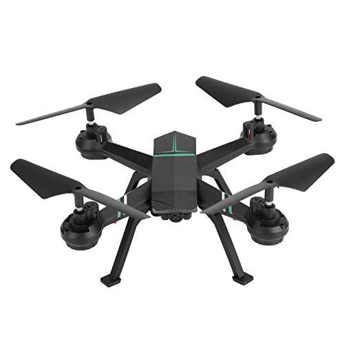 Sorpresa de Verano Drone con Camara, RC Drone Toy Helicóptero Juguetes Control Remoto RC Drone Toy, Camera Drone Toy, para niños, niñas, Adultos, niños(Black)