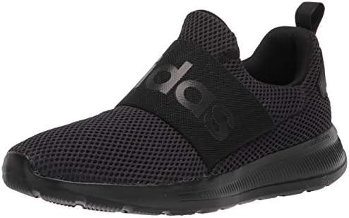 adidas Men s Lite Racer Adapt 4 0 Running Shoes Black Black Black 10 product image