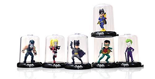 Domez ドーミーズ バットマン コレクション BATMAN コレクタブル フィギュア 1個(ランダム) 正規輸入品