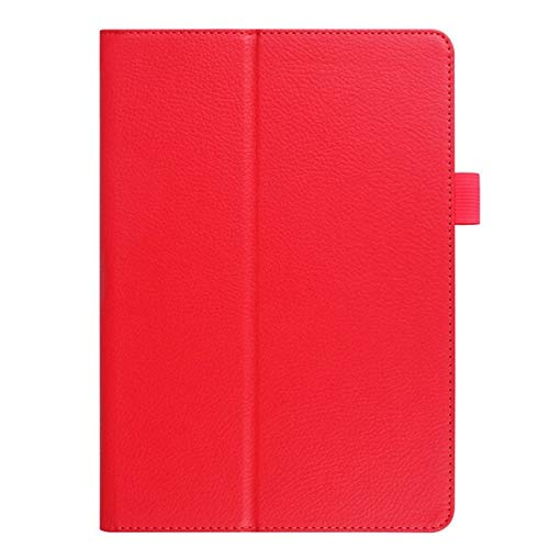 HHF Tab Accessories For iPad pro 11/9.7inch 2017/2018 MINI 1/2/3/4/5, Cover for iPad Air 1/2 ipad Air 10.5 2019 Case for iPad 10.2 7th/8th+film (Color : Red, Size : For iPad Air 1 2)