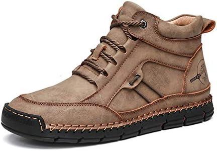 Govicta Men's Shoes Men Boots Oxfords Fashion...