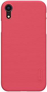 Nillkin iphone XR Mobile Cover Super Frosted Hard Shield Phone Case - Red