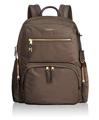 TUMI - Voyageur Carson Laptop Backpack - 15 Inch Computer Bag for Women - Mink