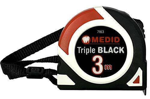 Medid 7163 Flexometro triple black