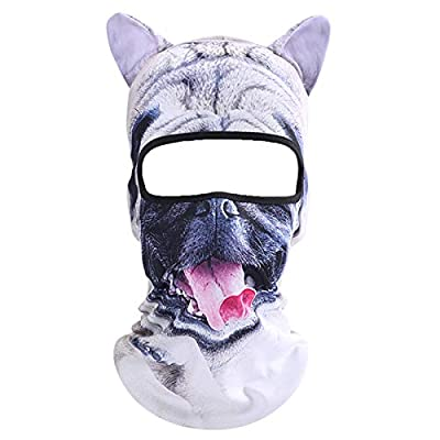 Amazon - Save 30%: Koolip Cat Balaclava,Dog Balaclava,Halloween Hat,Cute Full Face Hood…