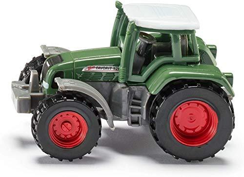 Siku 0858, Fendt Favorit 926 Vario, Metall/Kunststoff, grün, Spielzeugtraktor für Kinder