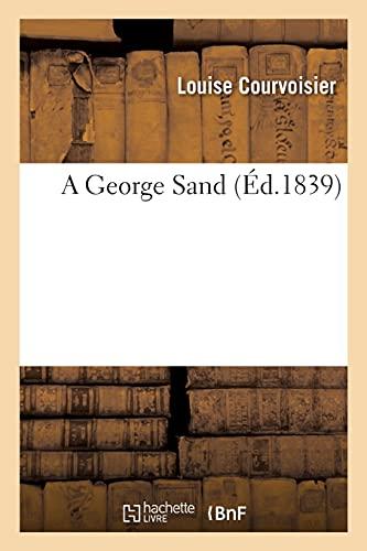 A George Sand