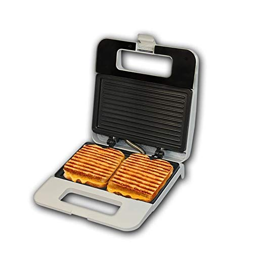 Liks Mini máquina eléctrica para Hacer sándwiches, Platos antiadherentes, tostadora Panini para Hornear, máquina de Desayuno multifunción, gofre de Huevo