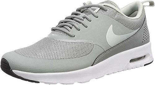 Nike Women's Air Max Thea Fitness Shoes, grün (Mica Green/Light Silver-312), 4.5 UK