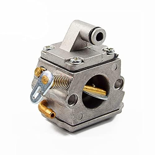 Carburador for S-T-I-H-L MS170 MS180 MS 170 180 017 018 C1V Z-A-M-A C1Q-S57 C1Q-S57 C1Q-S57A C1Q-S57B Cadena de la Cadena Reemplazo del carburador (Color : A)