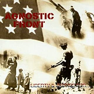 Cause For Alarm / Liberty And Justice For ... by Agnostic Front (1991-07-01)