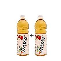 Fresca Apple Juice- 1 Litre (Buy 1 Get 1)