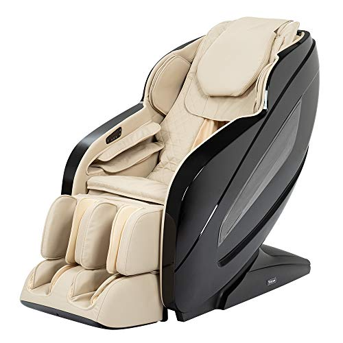 Titan 2020 Oppo 3D 2 Stages of Zero Gravity Massage Chair, 16 Full Body Airbag Massage with Computer Body Scan, Foot & Calf Rollers, SL-Track and Heating on The Back and Upper Hip Area