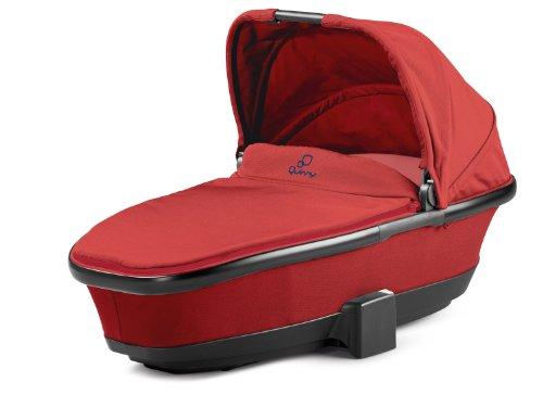 Quinny 76908320 Faltbarer Kinderwagenaufsatz für Buzz, Buzz Xtra, Moodd und Senzz, red rumour